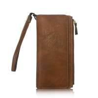 Wallet Travel Cammello